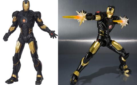 Marvel Legends and S.H. Figuarts