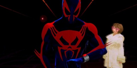 Miguel in the Spider-Verse film