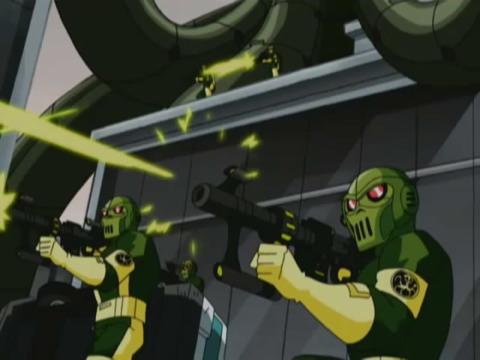 HYDRA in Avengers: Earth's Mightiest Heroes