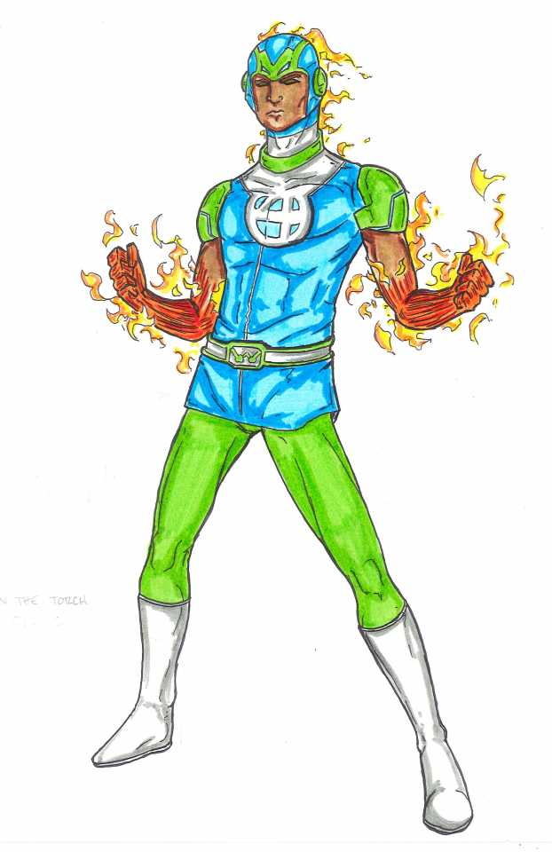Vykin the Torch