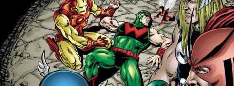 Wonder Man dies after saving the Avengers.