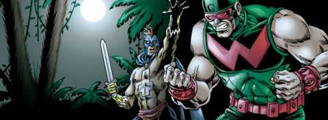Wonder Man's Resurrection.