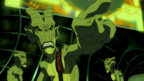 Kroloteans in Young Justice Invasion