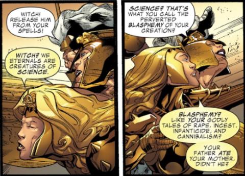 Athena vs Thena
