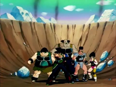 Bardocks squad