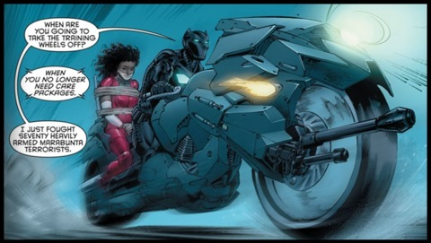 Batwing Cycle.