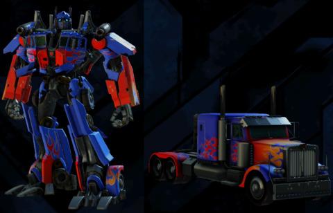 Transformers model