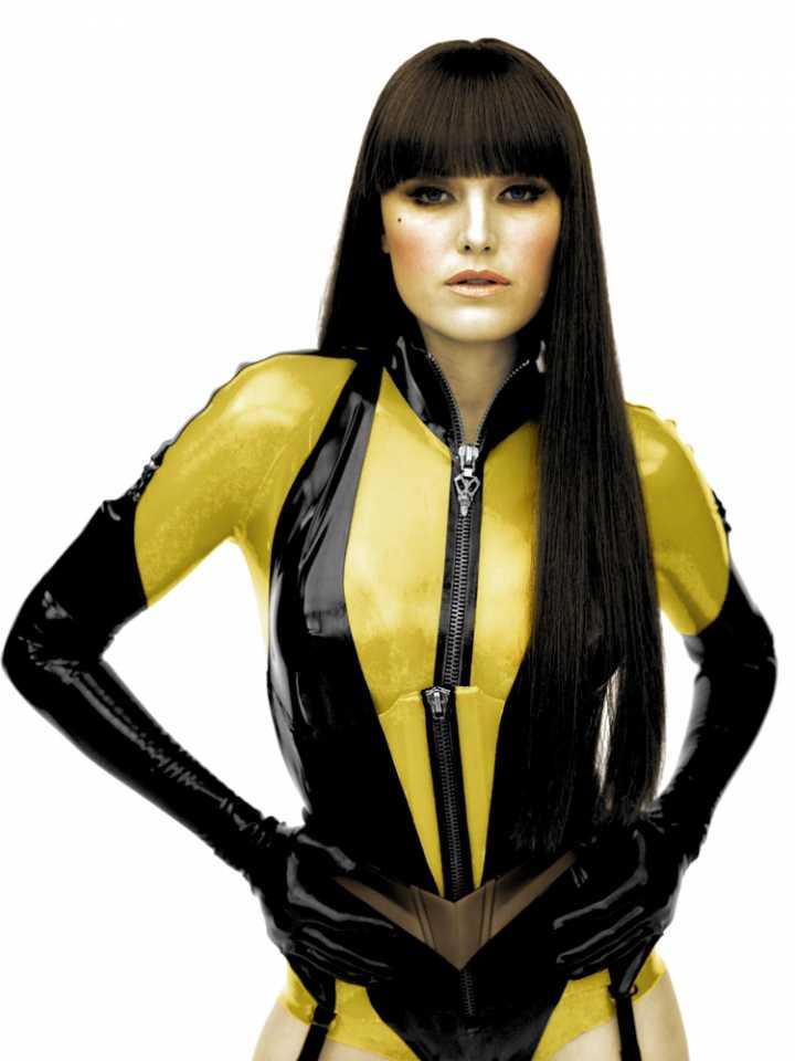 Laurie Jupiter, aka Silk Spectre II