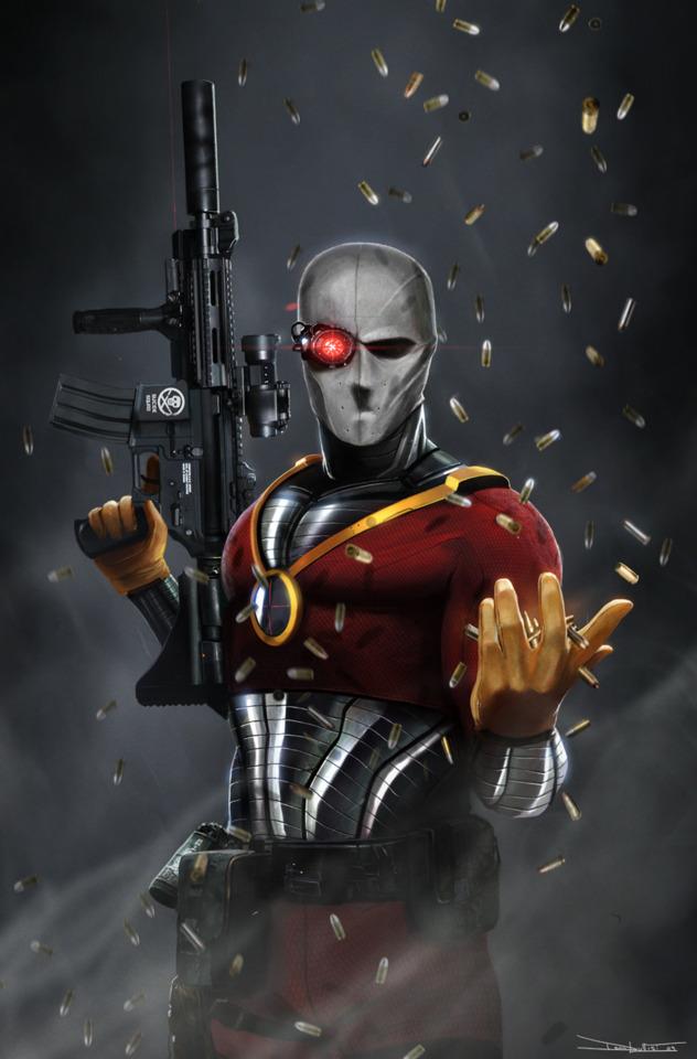 Deadshot,Bullseye,Killer vs. Hawkeye,Green Arrow,Legolas ...