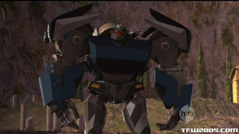 Breakdown in Transformers: Prime