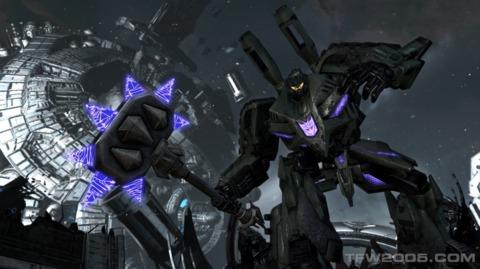 Brawl in War for Cybertron