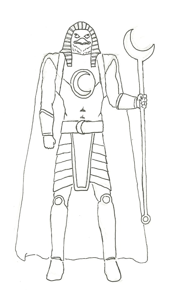 dimitridkatsis - Moon Knight