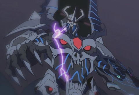 Mumm-Ra at the height of his power