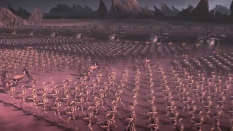 That's a lot of Clankers