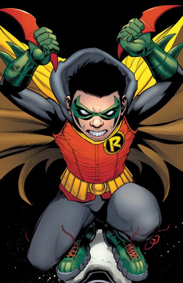 Arrow (Arrow show) vs Damian Wayne - Battles - Comic Vine