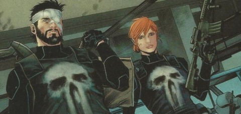 Rachel and The Punisher