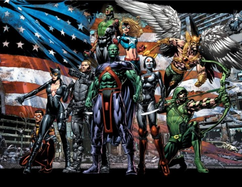 Vibe with the Justice League of America