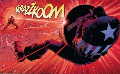 Leader of the X-Men vs. Leader of the Avengers!