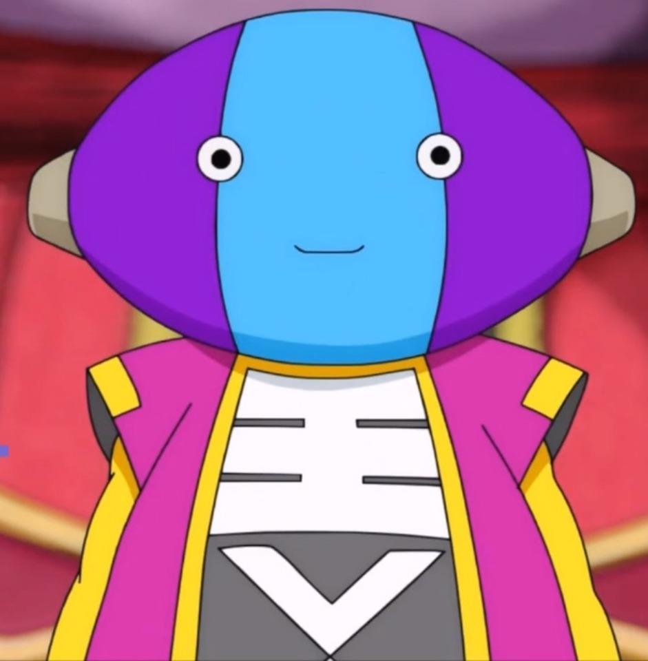strongest character omniking can beat in anime? - Zeno - Comic Vine