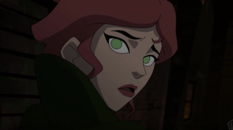 Pamela in Gotham By Gaslight