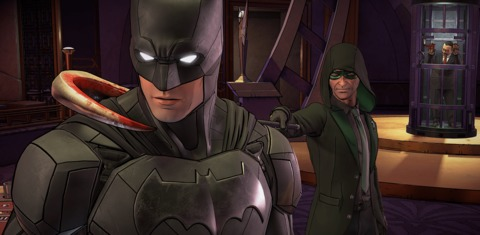 Riddler Vs. Batman