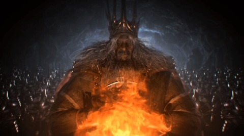 King Seuz Simtar recalling many legions to Anor Londo