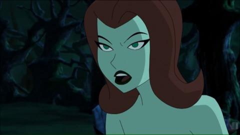 Ivy in Batman and Harley movie