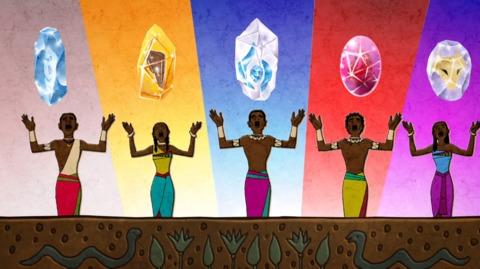 The other Totems of Zambezi