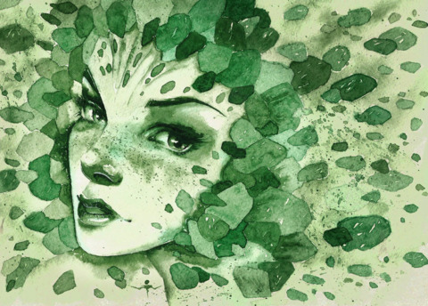 A new reimagining of poison Ivy