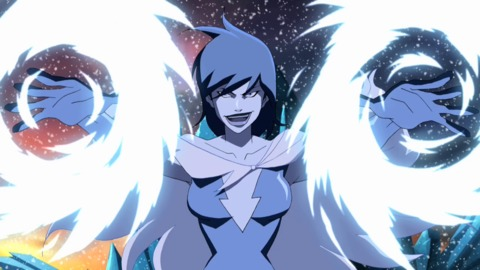 Young Justice Killer Frost