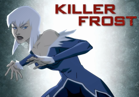 Killer Frost From Suicide Squad: Hell To Pay