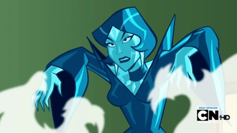 Batman The Brave and The Bold Killer Frost