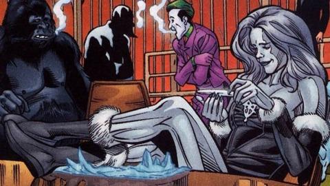Supervillains meeting