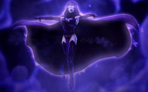 DC Universe Online Raven