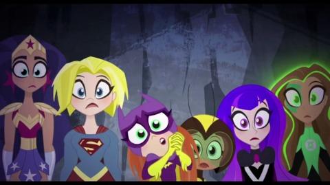 Bumble Bee in DC Super Hero Girls/ TTG2M