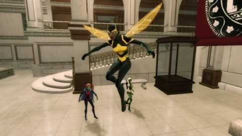 Bumble Bee from Young Justice Legacy