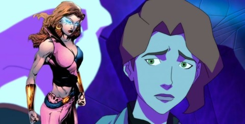 Looker from Young Justice season 3