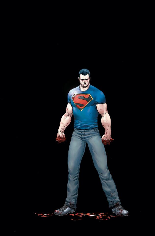 Powerless Superman