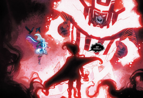 Galactus: Herald of Black Winter