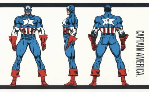 Cap's Uniform