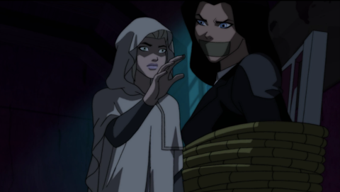 Secret in Young Justice