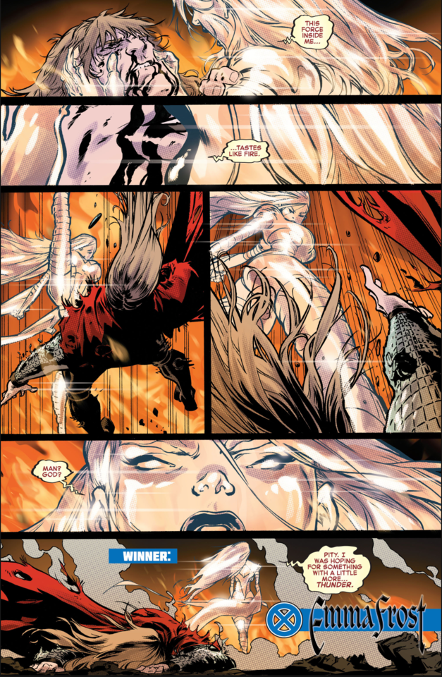 Defeating Thor