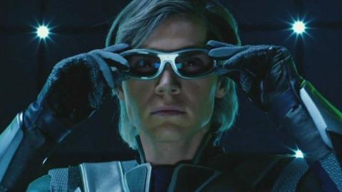 Quicksilver in X-Men: Apocalypse