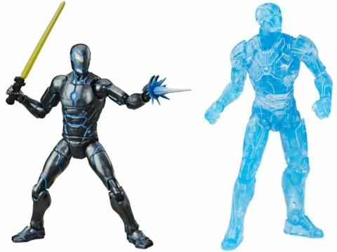 Variant armors by Hasbro