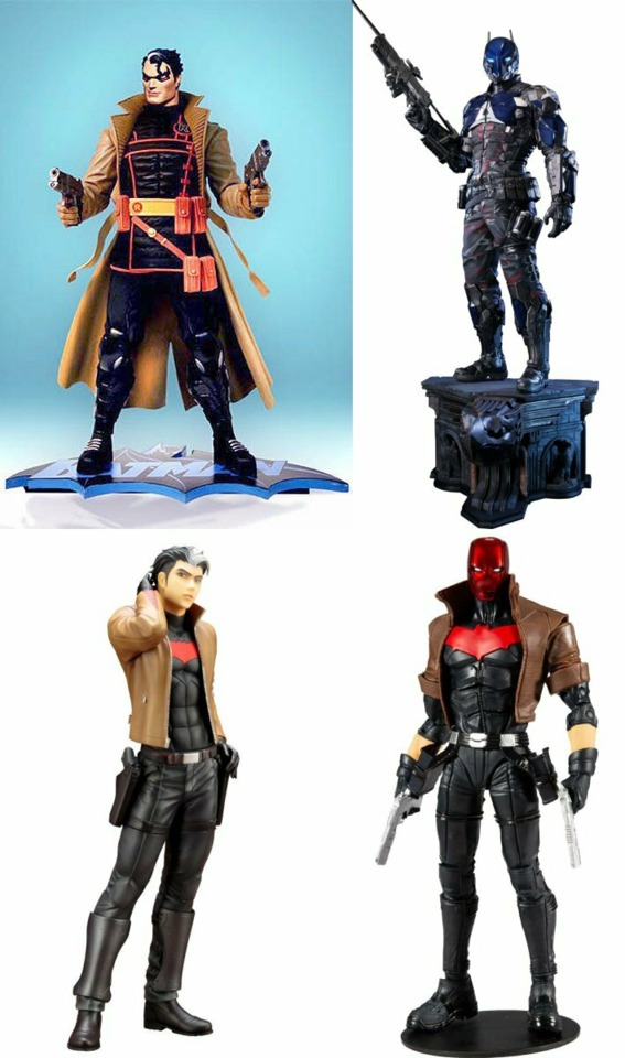 DC Direct, Prime 1 Studios, Ikemen and DC Multiverse