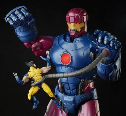 Marvel Legends Haslab Sentinel
