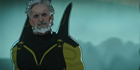 Hank as Yellowjacket