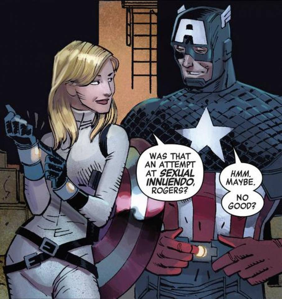 Sharon and Cap
