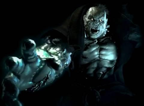 Solomon Grundy as seen in Batman: Arkham City
