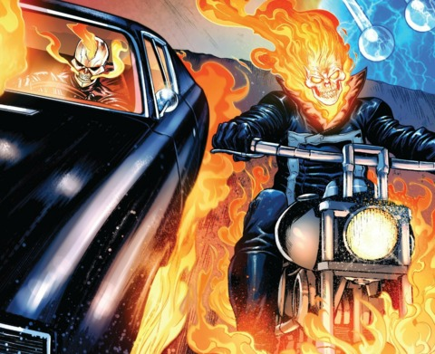 Ghost Rider race